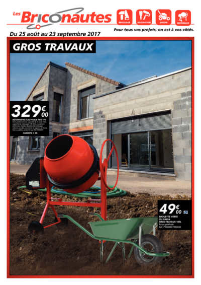 thumbnail of Bricolage Gros Travaux